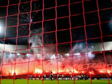Wangedrag supporters Ajax en Feyenoord: 578.000 euro aan boetes in drie jaar