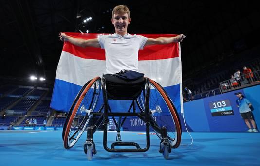 Niels Vink.