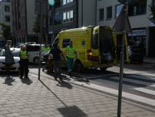 Vrouw aangereden op zebrapad in Enschede