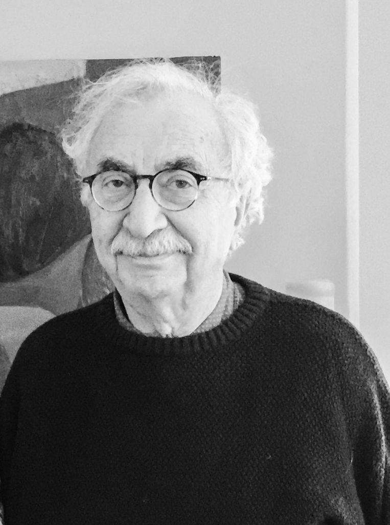 Frits van Dam is psycholoog, secretaris Stichting Rookpreventie Jeugd, hoofdredacteur TabakNee.   Beeld