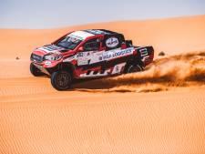 Ten Brinke vijfde in proloog Dakar Rally
