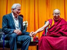 Zegen dalai lama voor kind van Richard Gere