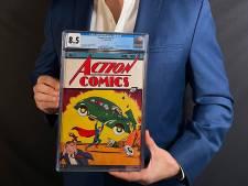 Un exemplaire du premier numéro de Superman vendu plus de 3 millions de dollars