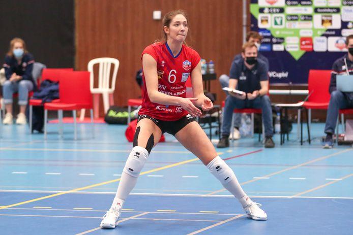 Silke Van Avermaet.