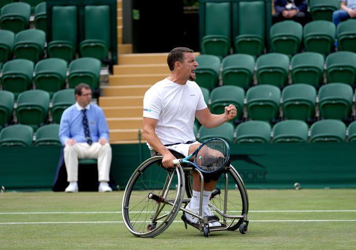 Joachim Gerard won in Wimbledon.