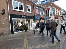 Kledingzaak De Heren van 0314 open na brand bij Aaltense interieurinrichters: 'Het was pokkelen'