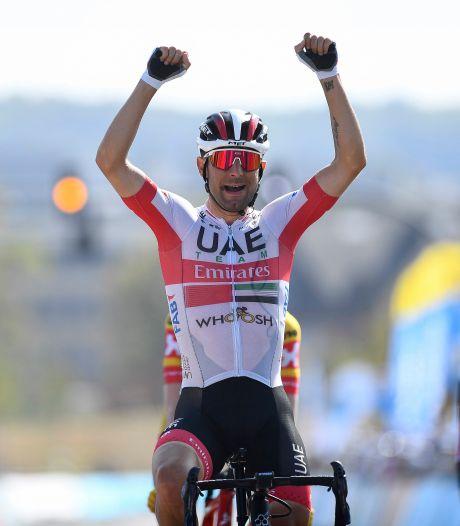 Ulissi wint opnieuw in Ronde van Luxemburg en pakt leiderstrui