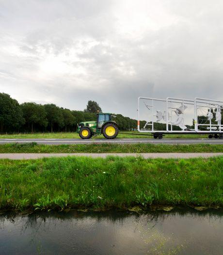Van Heemstraweg drie weken dicht tussen Rossum en Beneden-Leeuwen; omrijden via A15