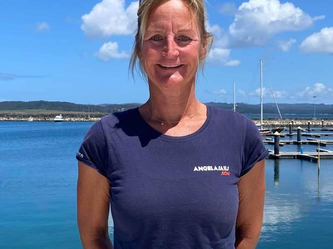 Angela (46) zeilt al drie jaar de wereld over, en krijgt daarvoor betaald: 'Breng boten van A naar B'