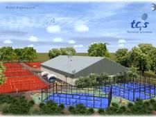 Apeldoornse tennisvereniging wil diep in buidel tasten om ook snelst groeiende sport ter wereld aan te bieden
