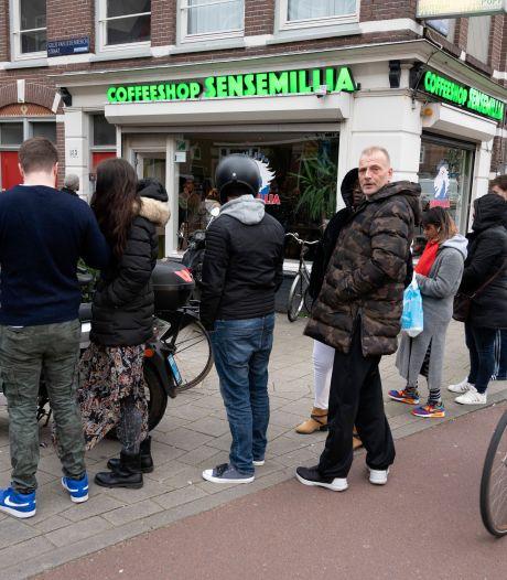Coffeeshops over verbod toeristen: 'Voor ons betekent dat einde verhaal'