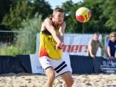 """Martijn Verspecht sluit met Micha Willems het beachseizoen af op vijfde plaats: """"We hebben er het maximale uitgehaald"""""""