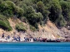 Zeker 30 migranten verdrinken voor kust Turkije