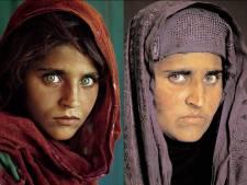 L'Afghane aux yeux verts a finalement été libérée