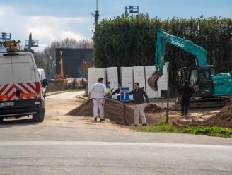 Gaslek bij grondwerken aan Oude Heerbaan