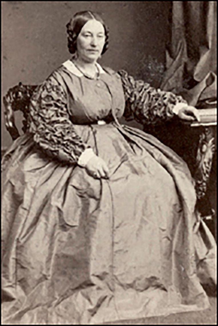 Bordeelhoudster Jurrentje Rauwerda (1812-1877), datum onbekend Beeld onbekend