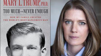 Rechter staat publicatie boek van nicht Donald Trump toch toe