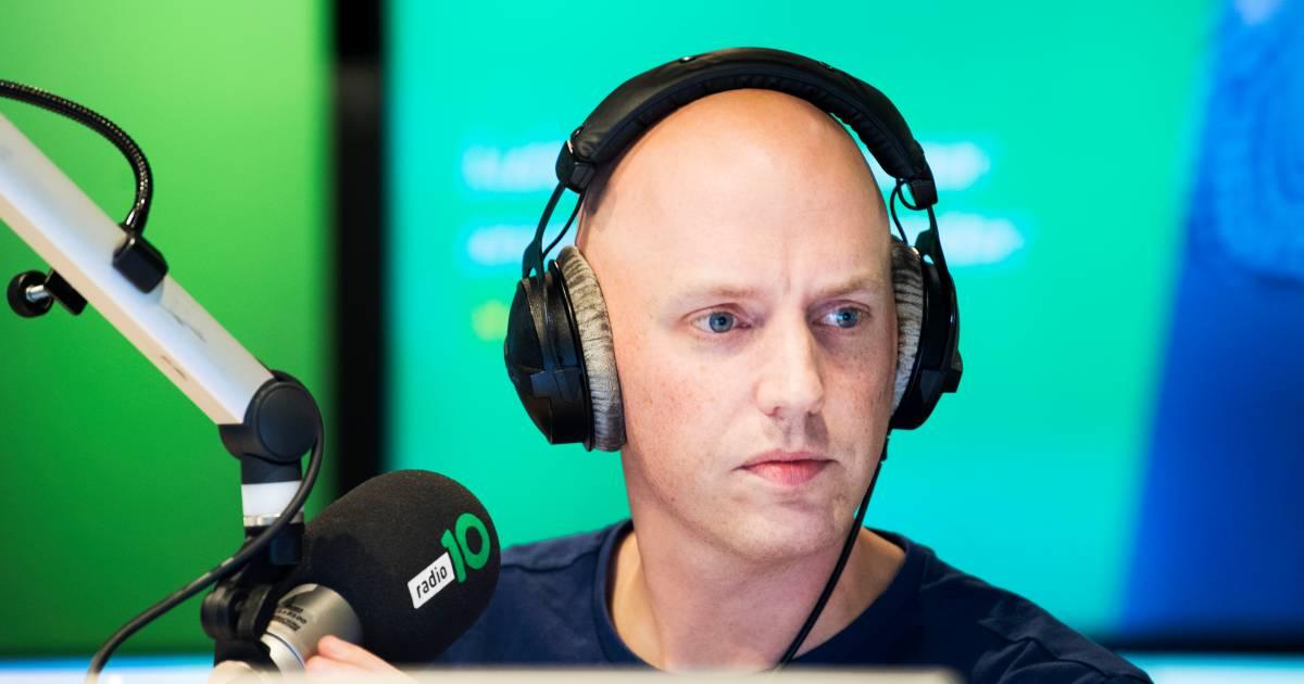 Radio 10-dj Lex Gaarthuis wordt niet vervolgd voor coronalied - AD.nl
