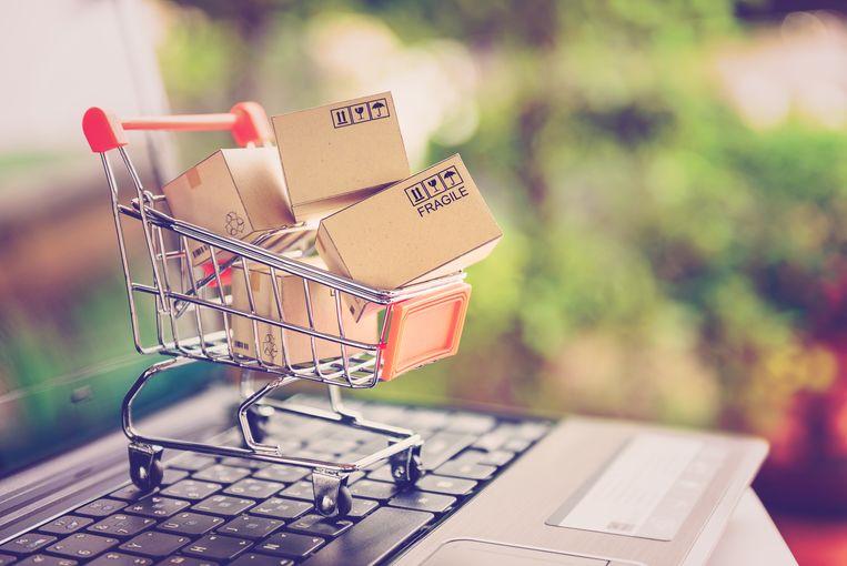 Online shoppen wordt steeds populairder. Beeld Thinkstock