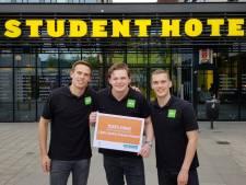 Arnhemse studenten dingen naar eretitel met eigen onderneming