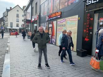 """REPORTAGE: Op stap door de winkelstraat in Vilvoorde """"Staan we na vijftien zware jaren op kantelpunt?"""""""
