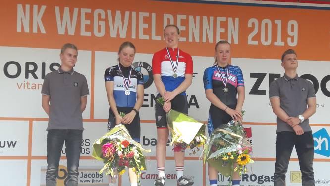 Willemijn Prins uit Zwolle tekent bij UCI-formatie