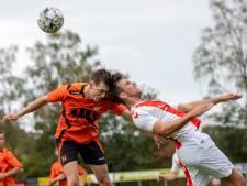 Mosterd is de man in voetbalgevecht tussen DSV'61 en Oene