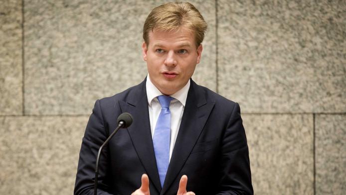 CDA Tweede Kamerlid Pieter Omtzigt.