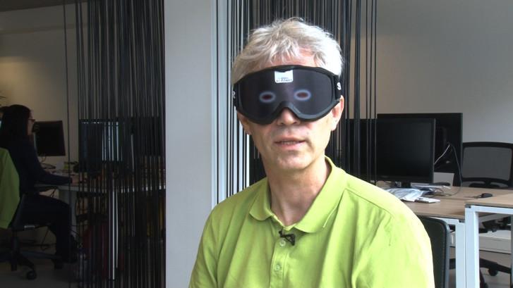 Gasten van Haags lunchcafé zijn blind voor 1 dag