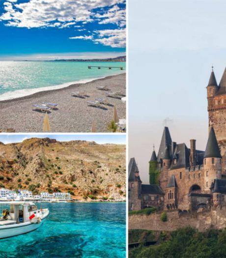 8 jours à la Côte d'Azur pour 124 euros: cap sur les bons plans vacances du moment