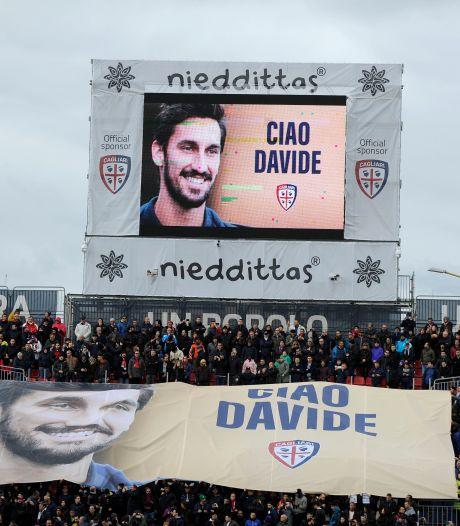 Décès Davide Astori: enquête ouverte pour homicide involontaire