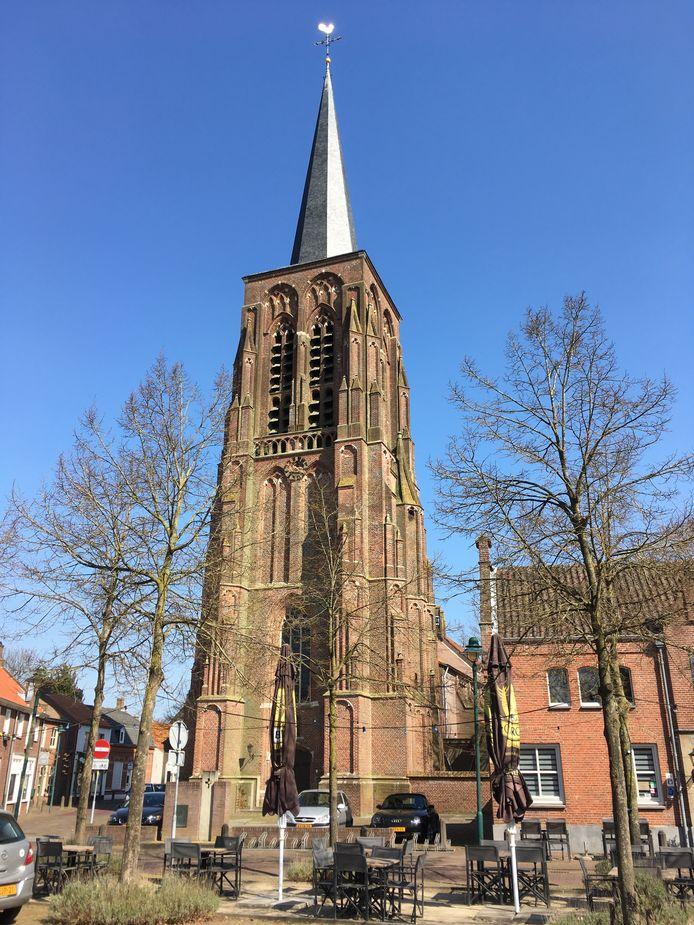 De Heilige Willibrorduskerk in Alphen wordt de parochiekerk van de parochie Sint Jan de Doper.