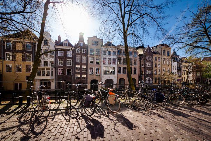 La ville d'Utrecht aux Pays-Bas