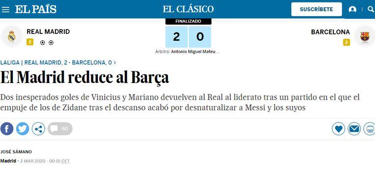 . Beeld El País