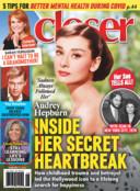 Cicely Tyson staat op de cover van onder meer het tijdschrift Closer.