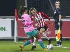 PSV-linksback Janou Levels tekent voor meerdere jaren bij