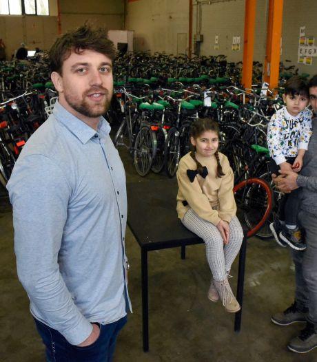 Martin (30) kan aan de slag als fietsenmaker, maar hij dreigt met zijn gezin te worden uitgezet naar Armenië