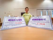 Sam (11) passeert grens 10.000 euro in zijn actie tegen ALS