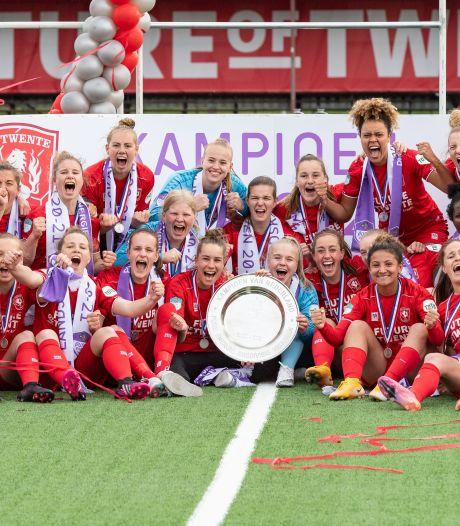 Eigen cao voor FC Twente Vrouwen: minimumloon en vakantiedagen verzekerd