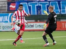 Middenvelder Cihat Çelik langer bij FC Oss