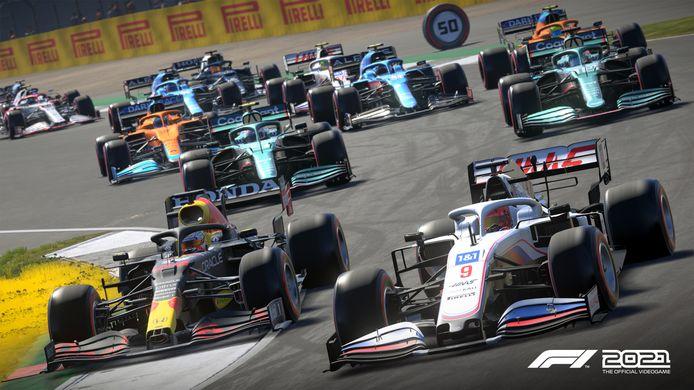 Vanzelfsprekend bevat 'F1 2021' ook alle data van het lopende Formule 1-seizoen.