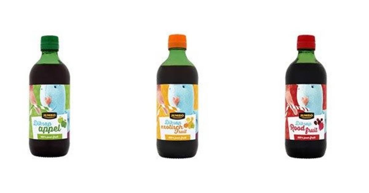 Drankproducent Covelt waarschuwt voor glasschilfers, Jumbo roept product terug - Eindhovens Dagblad