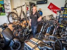 Fietsen foetsie na proefrit: hondsbrutale dieven slaan toe bij vier Enschedese fietswinkels