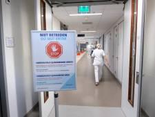Daling aantal coronapatiënten op intensive cares zet door