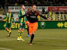 PSV maakt met ruime zege op ADO einde aan uitsyndroom