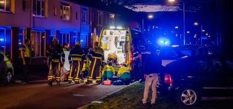 Twee gewonden bij woningbrand in Tilburg, slachtoffers uit huis gered door brandweer