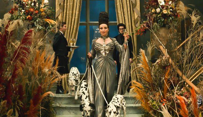 """La Baronne est la vraie méchante de """"Cruella""""."""