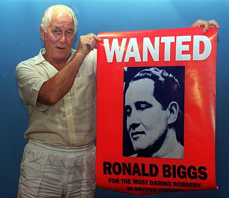 Biggs in 1994 Beeld afp