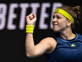 Karolina Muchova: de volgende hindernis voor Elise Mertens die door sommige watchers vergeleken wordt met Justine Henin