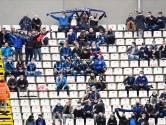 Club Brugge mag zondag titel vieren met 500 supporters in tribune